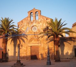 Hundreds of churches scattered in the territory of Sulcis-Iglesiente