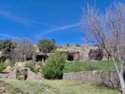 Nel Logudoro-Meilogu  spicca l'ipogeo di Sant'Andrea Priu