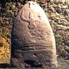 A Genna Arrele la prima statua del Sarcidano