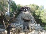 Su pinnettu, the shepherds' mountain shelter