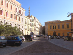 Il granito di Villasimius per pavimentare le strade di Cagliari