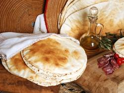 Spianata bread: soft but sensitive to humidity